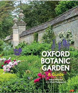The cover of 'Oxford Botanic Garden' by Chris Thorogood and Simon Hiscock