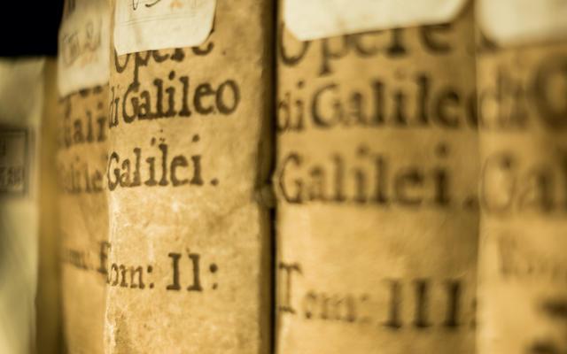Galileo book Shutterstock