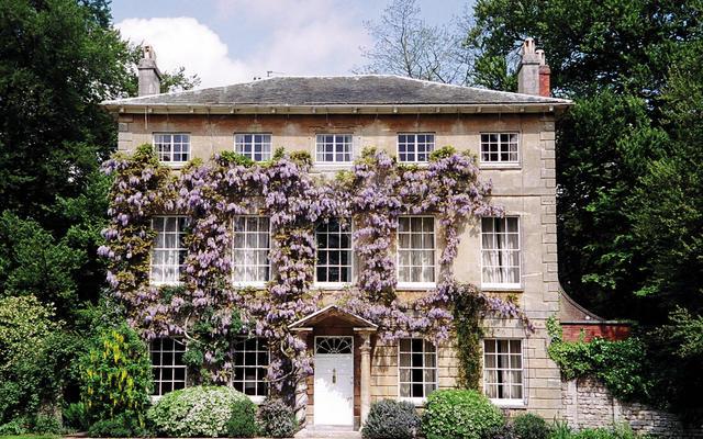The exterior of Headington House