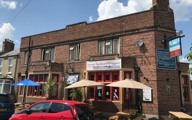 Everest Nepalese Restaurant at the Donnington Arms