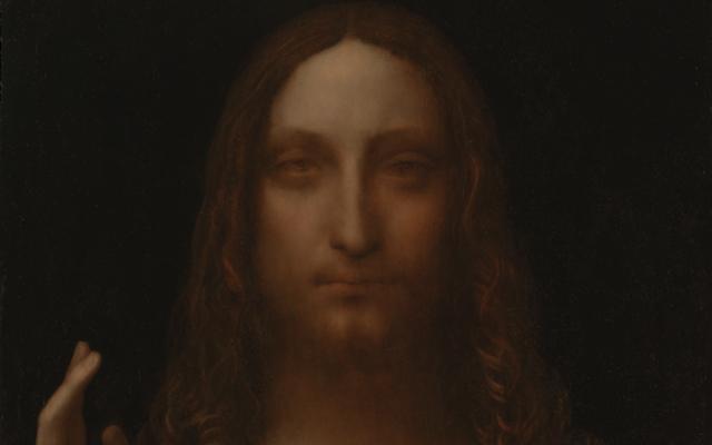 Leonardo da Vinci's Salvator Mundi
