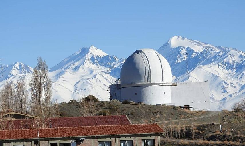 El Leoncito Casleo Observatory