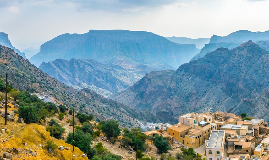 Oman Grand Canyon