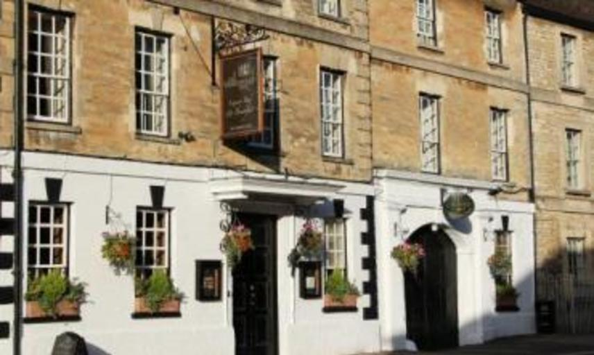 The exterior of The Marlborough Arms
