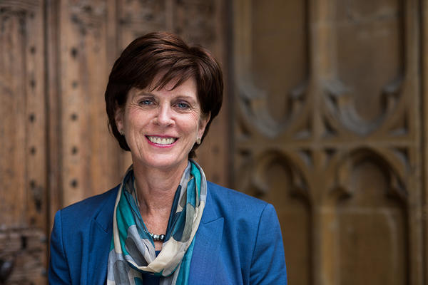Vice-Chancellor of the University of Oxford, Professor Louise Richardson