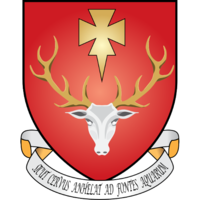 Hertford College coat of arms