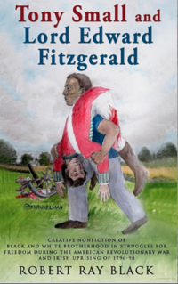 'Tony Small and Lord Edward Fitzgerald' by Robert Ray Black