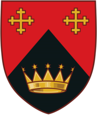 St Stephen's House coat of arms