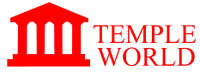 Temple World logo